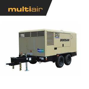Doosan XP825 HP750 T4F Air Compressor