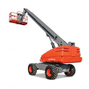 SkyJack SJ61 T Boom Lift Job Site Equipment
