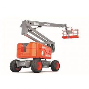 SkyJack SJ85 AJ Electric Articulating Boom Job SIte Equipment