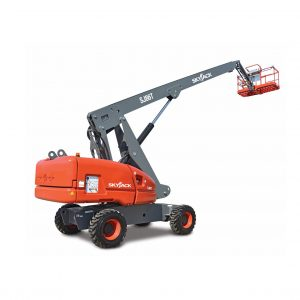 SkyJack SJ82 T articulating boom Job Site Equipment