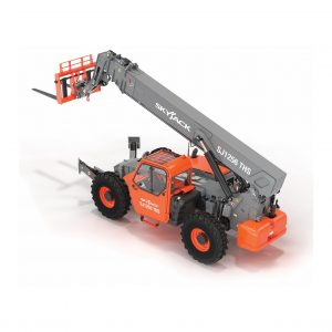 SkyJack SJ1256 TH Telehandler ob Site Equipment