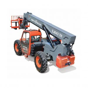 SkyJack SJ643 TH Telehandler Boom Lift Job SIte Equipment