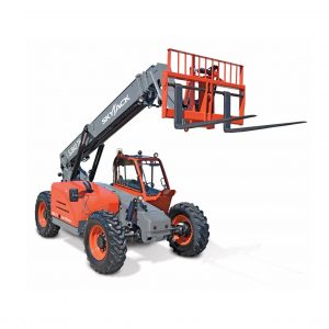 SkyJack SJ843 TH Telehandler Job Site Equipment