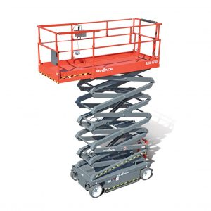 Axiom Equipment Skyjack SJIII4740 Electric Scissor Lift