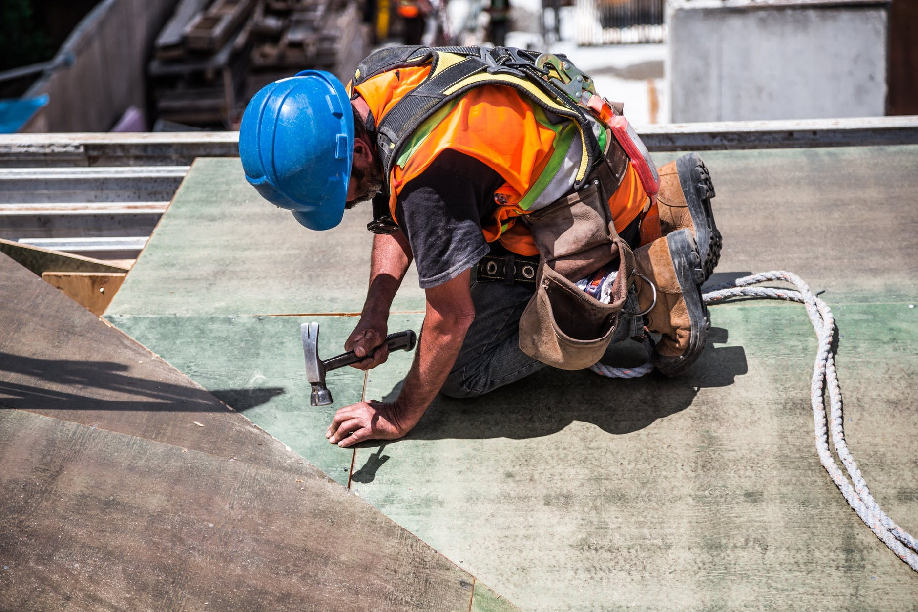 Reduce Worker Injuries on Your Jobsite